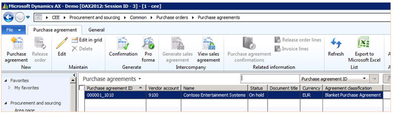 Intercompany Sales And Purchase Agreements  Dynamics Resources